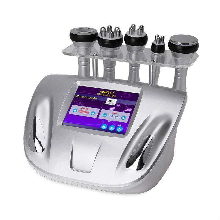 2020 NUOVA cavitazione dimagrante macchina 5 IN 1 Cavitazione ad ultrasuoni vuoto macchina Perdita RF Body Shaping riduzione del grasso Peso