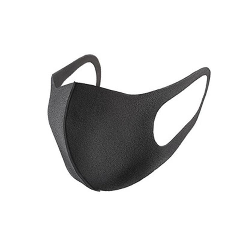 New Respiração 2020 Máscara Homens e mulheres de prevenção de poeira Earloop Boca Respirador dobrável Outdoor Sports Para 0 58hf H1