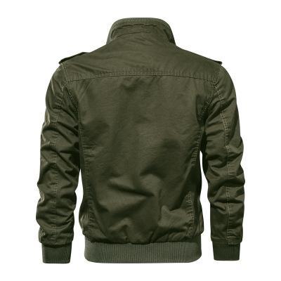 Giacca Moda Uomo Nuovo arrivo solido degli uomini di colore del rivestimento di lusso casuale solido di colore con Zipper Mens Coat autunno supera Streetwear Taglia M-6XL