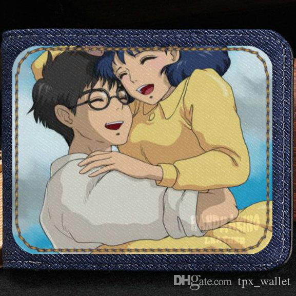The Wind Rises Wallet Miyazaki Hayao Purse Nice Comic Short Cash Note Case Money Notecase Leather Jean Burse Bag Card Holders Cute Wallet Wallets For Teens From Tpx Wallet 13 38 Dhgate Com