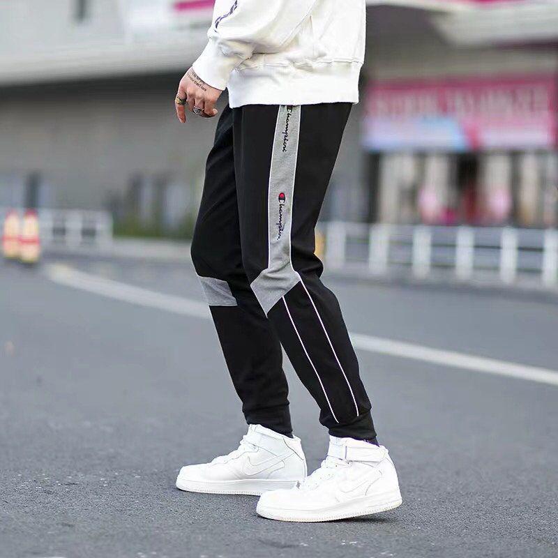 gli uomini di alta qualità pantaloni casual 2020 autunno i pantaloni di modo semplice e confortevole JT1IQ4VRWSOK abbigliamento di moda