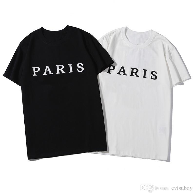 20ss 패션 유명한 남성 스타일리스트 남성 T 셔츠 여름 캐주얼 커플 반팔 높은 품질 편안한 남성 여성 T 셔츠
