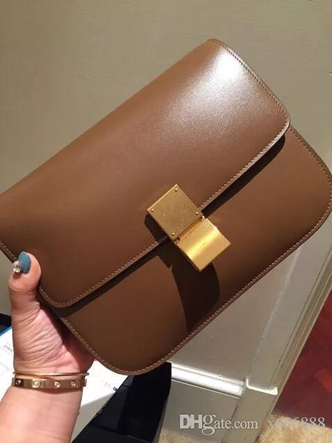 Luxury Small Leather Crossbody Bags for Women 2019 Brown Women Leather Handbags Tote Shoulder Bags Clutch Messenger Bolso Mujer
