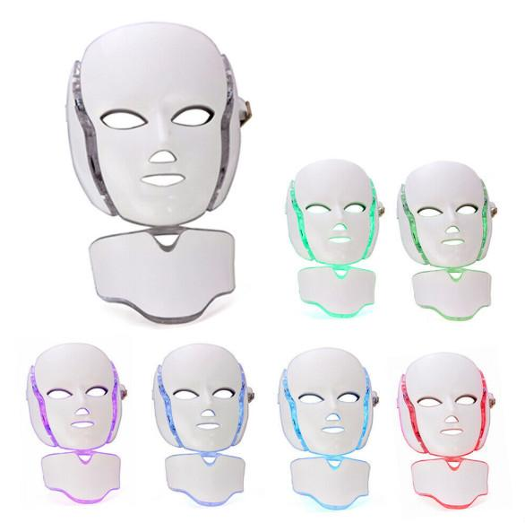 Light Therapy Mask,LED Light Facial Skin Care System -PDT Led Light Therapy - Reliable Choice for Both Men & Women Anti-aging/Acne Reduction