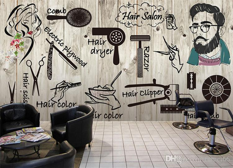 3d Wallpaper For Wall 3d Vintage Barber Hair Salon Makeup Shop Restaurants Large Mural 3d Wallpaper For Living Room Desktop Backgrounds Wallpaper Desktop Backgrounds Wallpapers From Fumei66 30 Dhgate Com