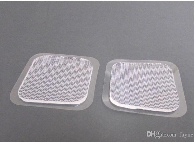 60 قطع موصل جل الوسادة ورقة omron HV-PAD-3 استبدال elpuls سادة متوافق ل جهاز HVF310 HVF311 HVF320