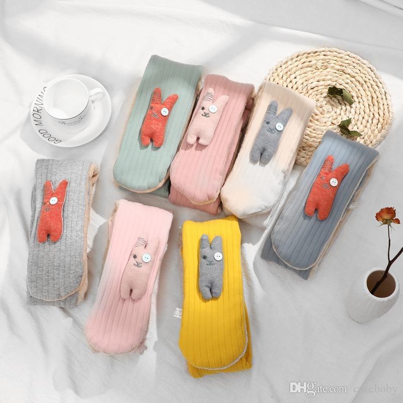 어린이 스카프 귀여운 따뜻한 스카프 중복 크로스 DHL 아이 크리스마스 할로윈 선물 아동 목도리 만화 스카프 랩