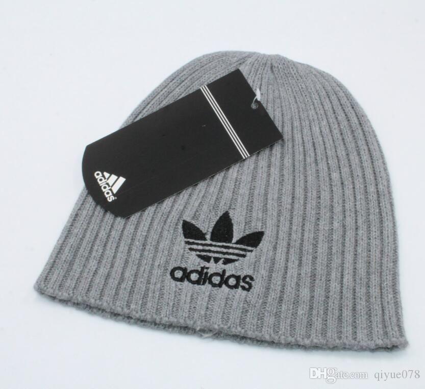 6 PCS Knit Short Plain Beanie Ski Cap Skull Hat Warm Solid Winter New York