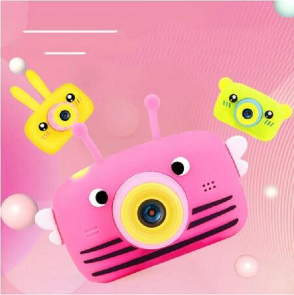 2020 Yeni X9P Mini Karikatür Çocuklar Kamera Yaratıcı Çocuk Kamera HD Dijital Kamera Taşınabilir 1080P İçin Çocuk Doğum Günü Noel Hediyesi