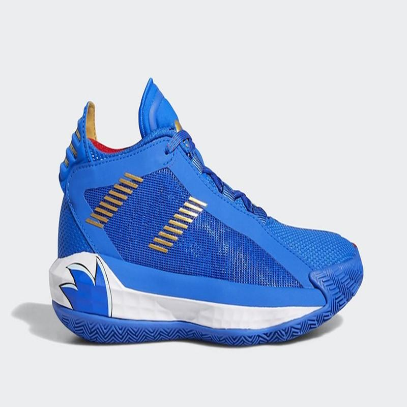 2020 New Dame 6 Sonic The Hedgehog X Men Basketball Shoes With Box Best Damian Lillard 6 Sport Shoes Size 7 11 5 Tennis Shoes Shoes Sale From Footsforward 48 51 Dhgate Com