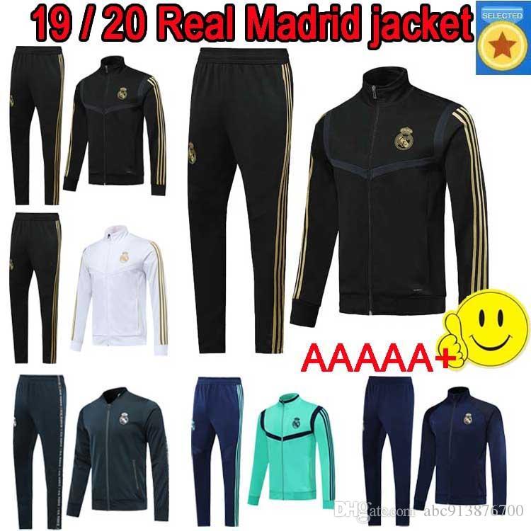 19 20Real مدريد رياضية لكرة القدم دعوى تدريب ريال مدريد رياضية 2019 2020 HAZARD ISCO BALE مودريتش كروس مايوه دي القدم سترة عدة