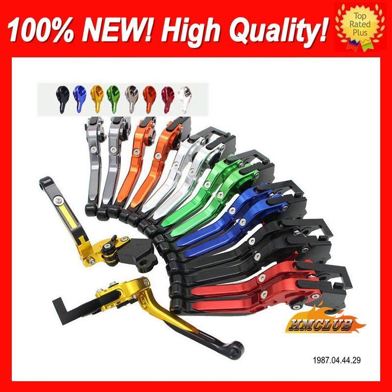 10colors CNC Hebel zum HONDA NSR125R 87 88 89 90 91 92 93 94 95 96 97 98 99 00 NSR125 R CL646 Folding Ausziehbare Bremskupplungshebel