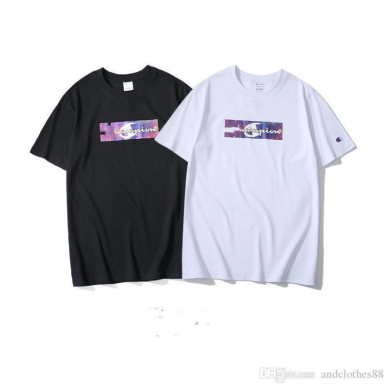 2020 hommes et femmes Designer T-shirt d'été marque T-shirt décontracté à manches courtes Hauts pour hommes Streetwear la mode des hommes t-shirt