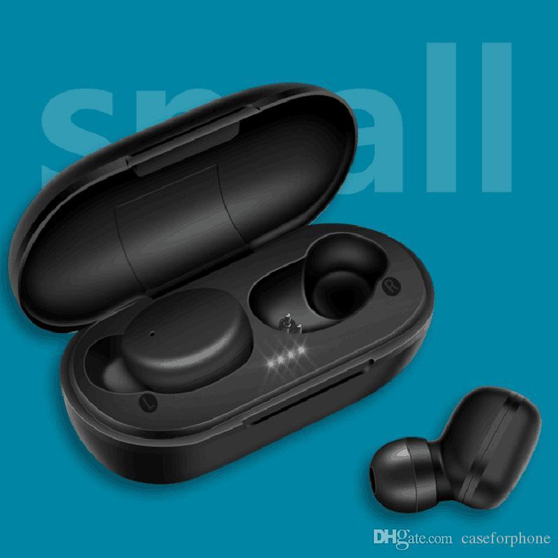 Großhandelsqualitäts-Art- und TWS Kopfhörer A6X Mini Sport-Kopfhörer Niedriger Preis drahtlose Bluetooth Universal-Earbud Headset pk X18 X18S