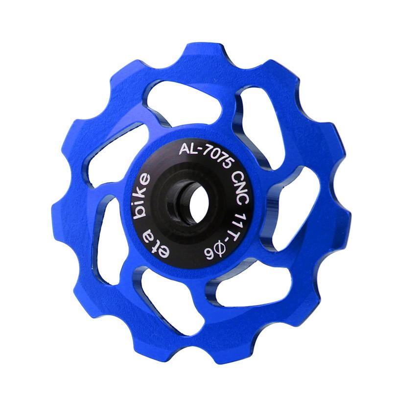 New 11T MTB Ceramic Bearing Jockey Wheel Pulley Road Bike Bicycle Rear Derailleur Outdoor Sports Bike Cycling Accessories Aug 2