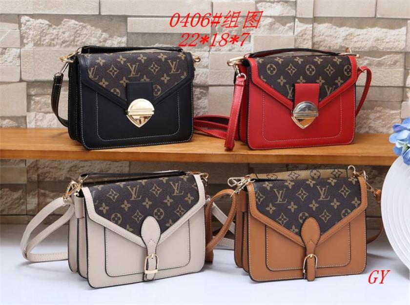 2020 moda kılıf çantalar kadın çantası tasarımcıları handbags'in tasarımcıları lüks çanta cüzdan lüks debriyaj çanta deri omuz çantası A3109 womens