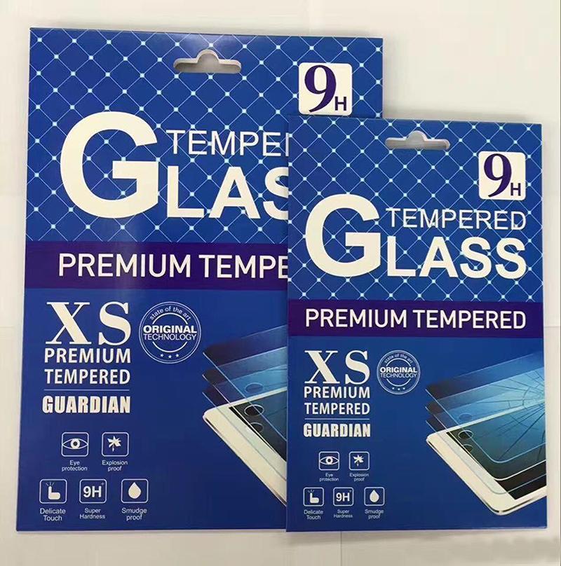Pantalla 9H prima de vidrio templado película del protector para el iPad 10.2 Aire Aire2 AIR3 pro 9.7 2018 11 12,9 1234 5 Mini T720 T865 T510 T290 con menor