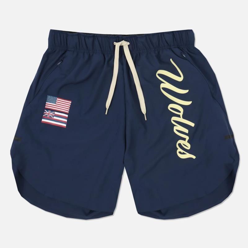Mens Fitness Shorts Homens Sportswear faixa Bottoms respirável Man Corredores Curto Pant treino de musculação fitness Homens Shorts Casual