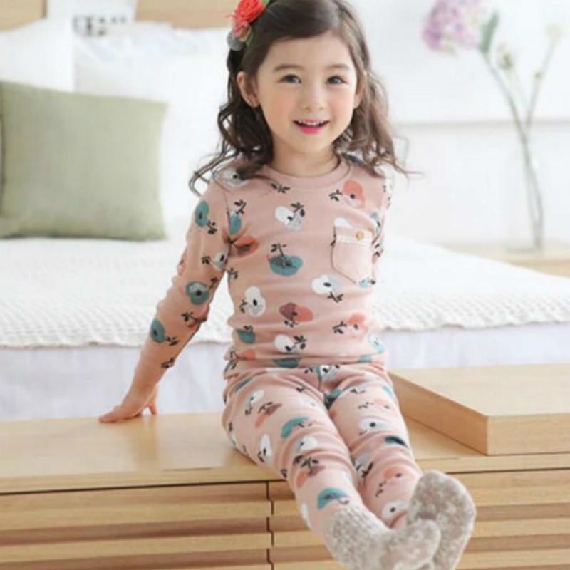 Children Pajamas set Boys Cartoon dinosaur Pyjamas girls cotton cute sleepwear Sets Children nightwear Family pajamas for kids Y200704