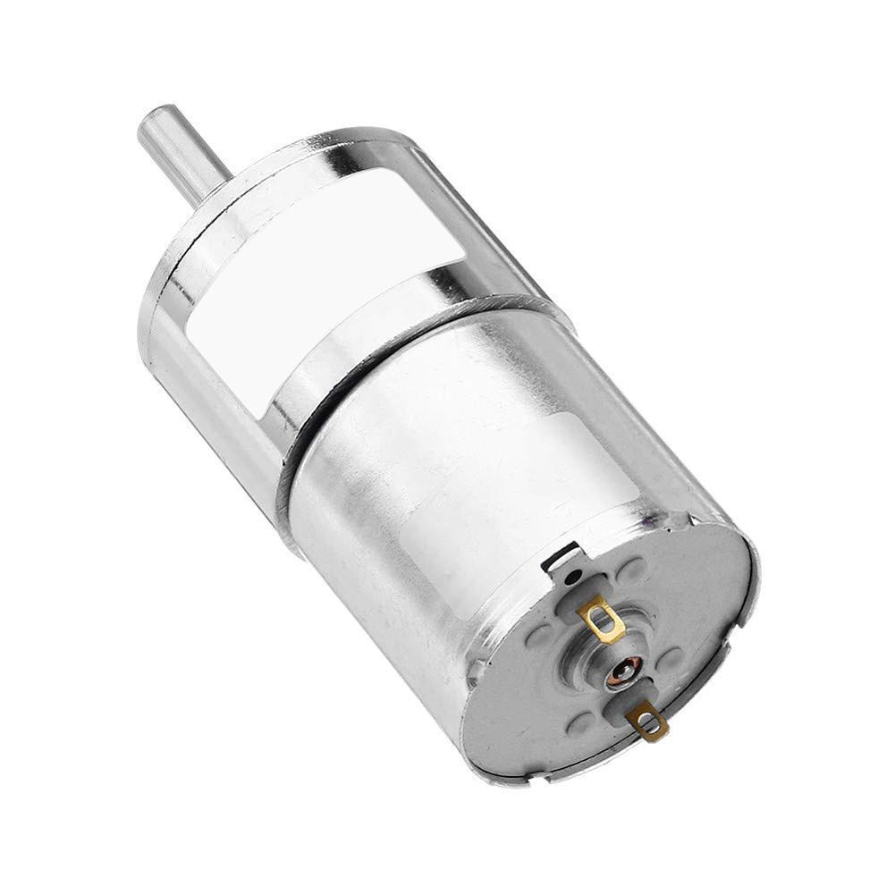 ZGB37RG 24V 30rpm 1: 148 37mm moteur Réduction Geared haute efficacité du moteur à faible bruit pour la maison Amélioration mécanique usinables