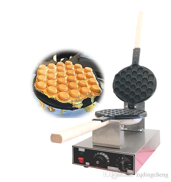 Máquina eléctrica de calidad superior de la galleta de la burbuja del poder del fabricante de la galleta del huevo 110V o 220v 1415 para el uso comercial