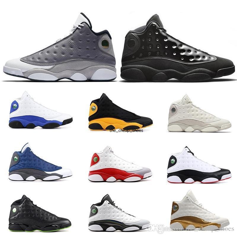 Zapatos de baloncesto 13 Melo Clase de 2002 13s Una mala jugada Phantom Capitán América retro Barons Altitud respeto amor de baloncesto Deportes