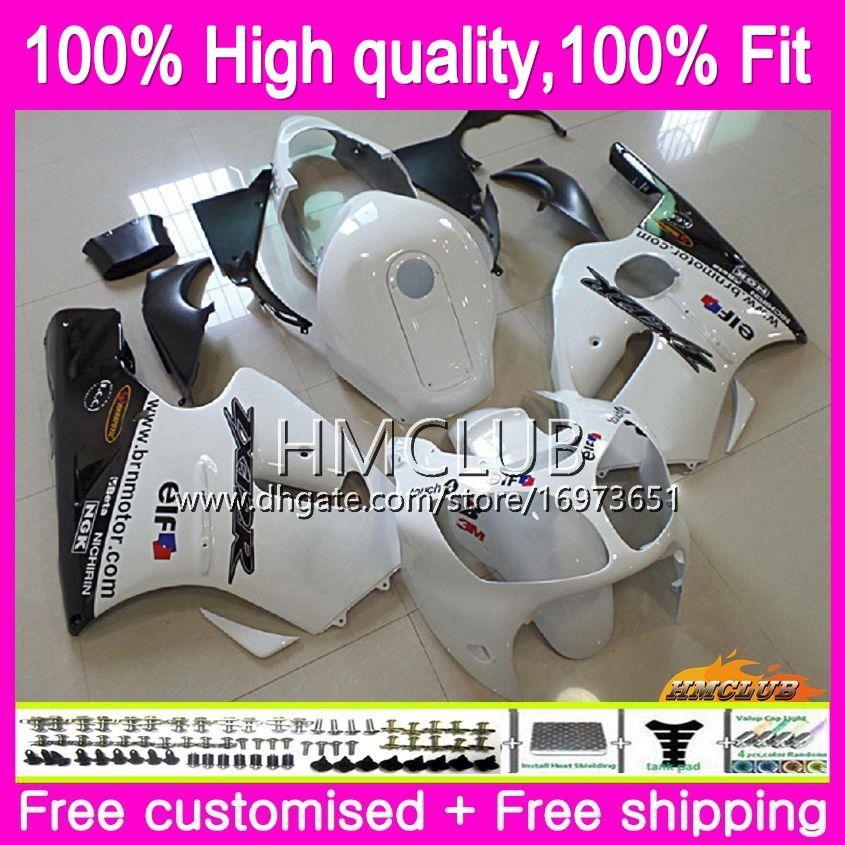 Injection For KAWASAKI ZX1200 CC ZX12R 02 03 04 05 06 Gloss white 71HM.17 ZX 12R 12 R 1200 1200CC ZX-12R 2002 2003 2004 2005 2006 Fairings