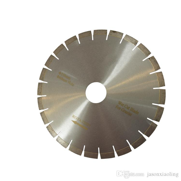 Factory Manufacturer 14 Inch D350mm Silent Diamond Saw Blades for Cutting Granite Slab High Quality Diamond Cutting Disc Stone Cutting Tools
