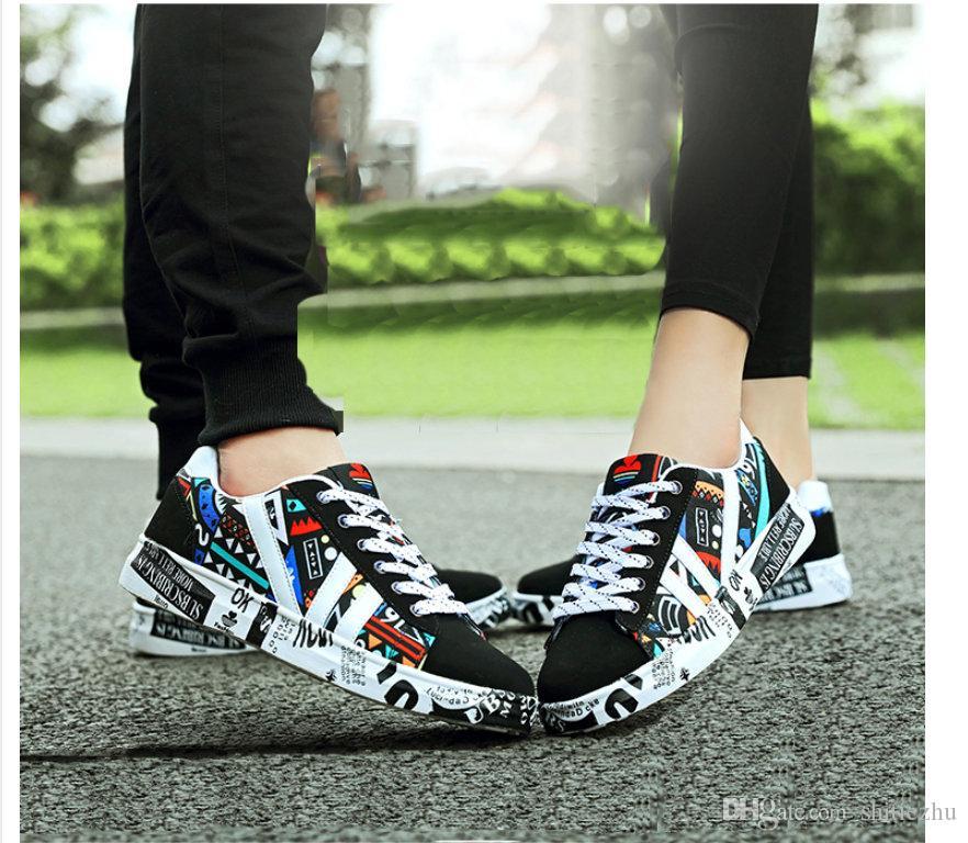 2019 Leisure Womens Shoes Couple