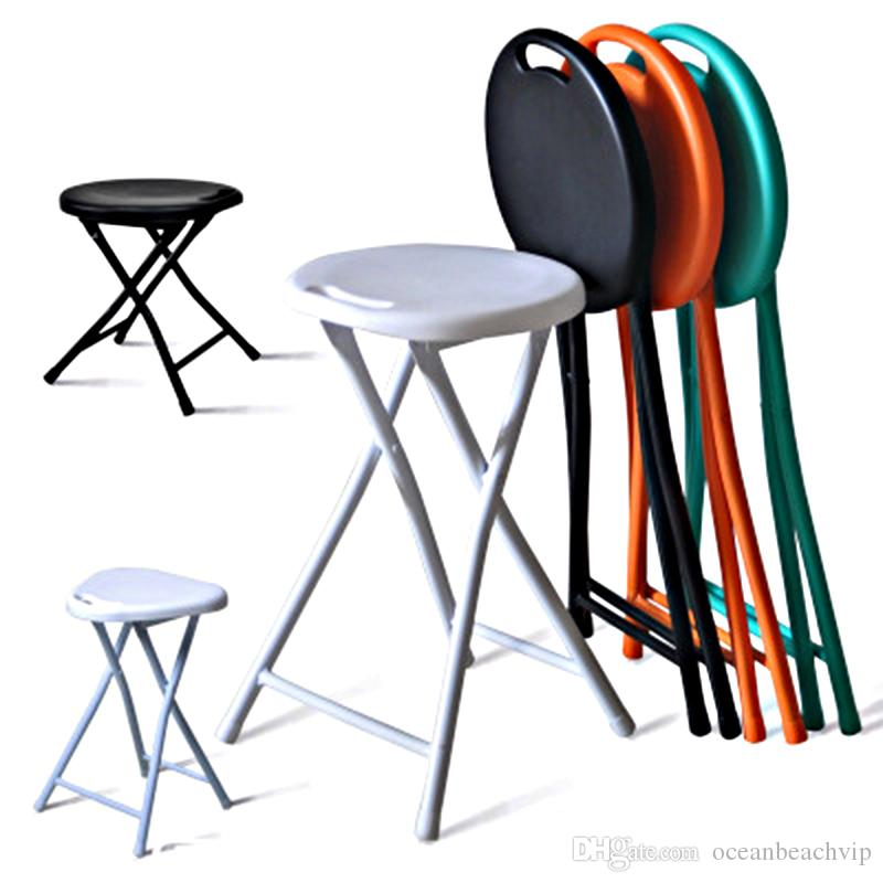 Tremendous Folding Stool Small Plastic Sitting Stool Metal Space Saving Furniture Cheap Lightweight Portable Small Round Folding Step Stool Fishin Uk 2019 From Ncnpc Chair Design For Home Ncnpcorg
