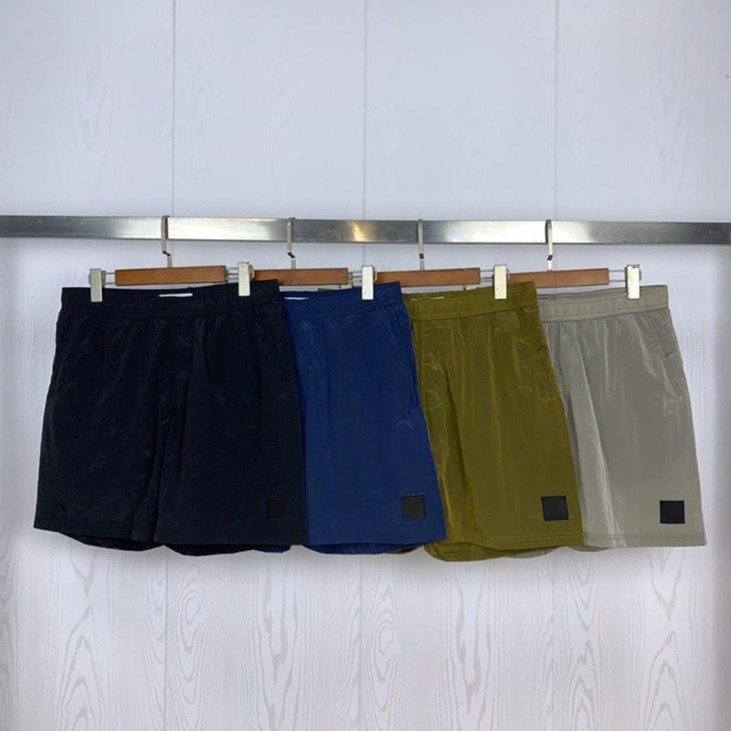 Mode-Männer Stylist Shorts beiläufige Art kurze Hosen Sommermens dünne Hosen-Qualitäts-Männer kurz Größe M-2XL