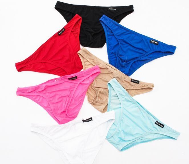 Alta calidad venta al por mayor Howe Ray ropa interior de los hombres lencería sexy breve ropa interior masculina bragas calzoncillos cuecas B318