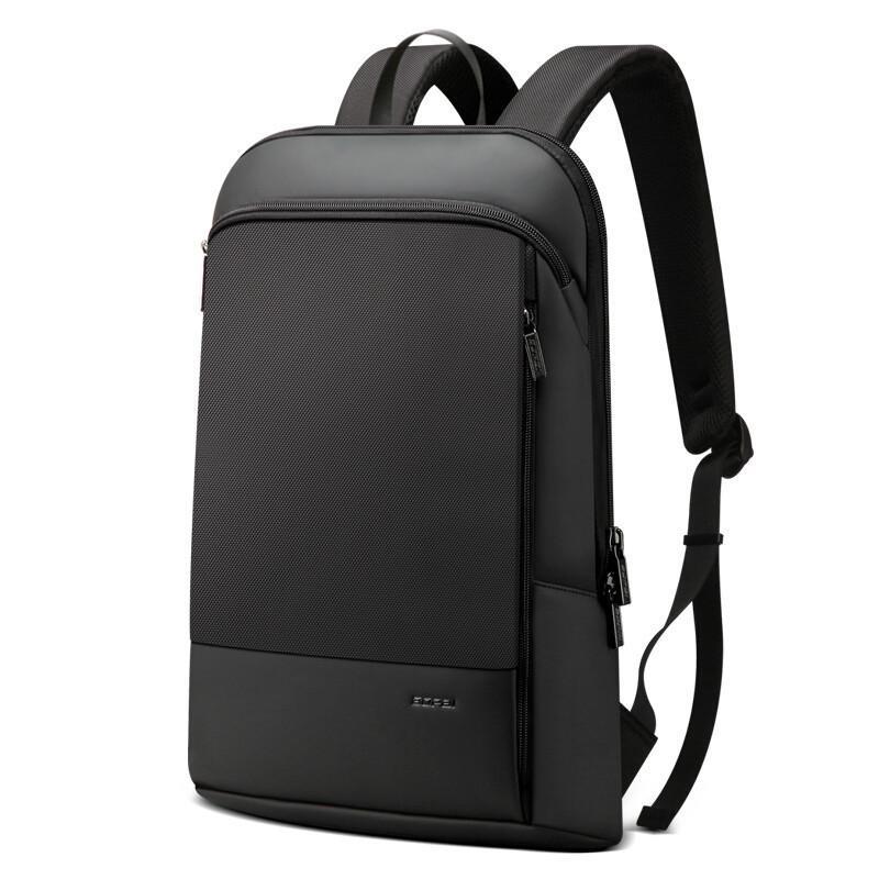 Slim Laptop Backpack Men 15.6 Inch Office Work Men Backpack Business Bag Unisex Ultralight Thin Back Pack Backpacks