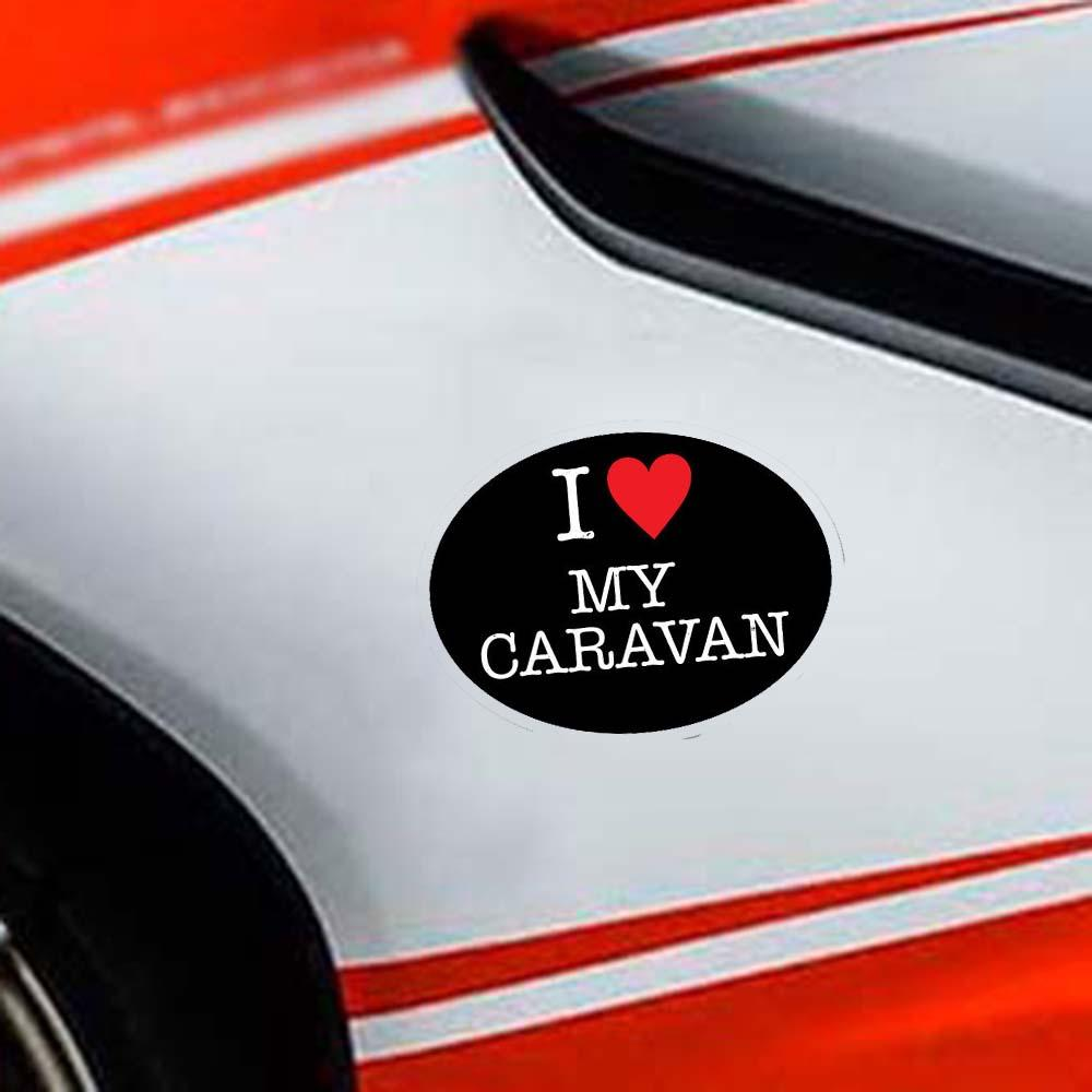 AUSTRALIAN CANADIAN Decal Sticker Caravan Boat Caravan TRUCK Car Sticker