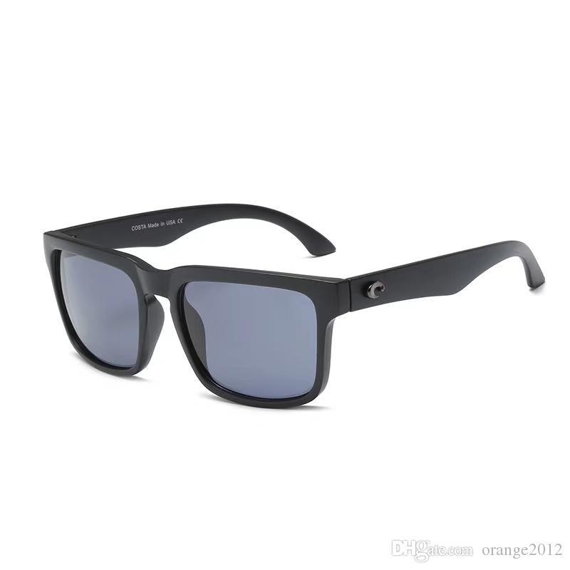 새로운 디자인 초경량 편광 선글라스 남성 여성 운전 스퀘어 스타일 태양 안경 남성 고글 UV400 Gafas 드 솔