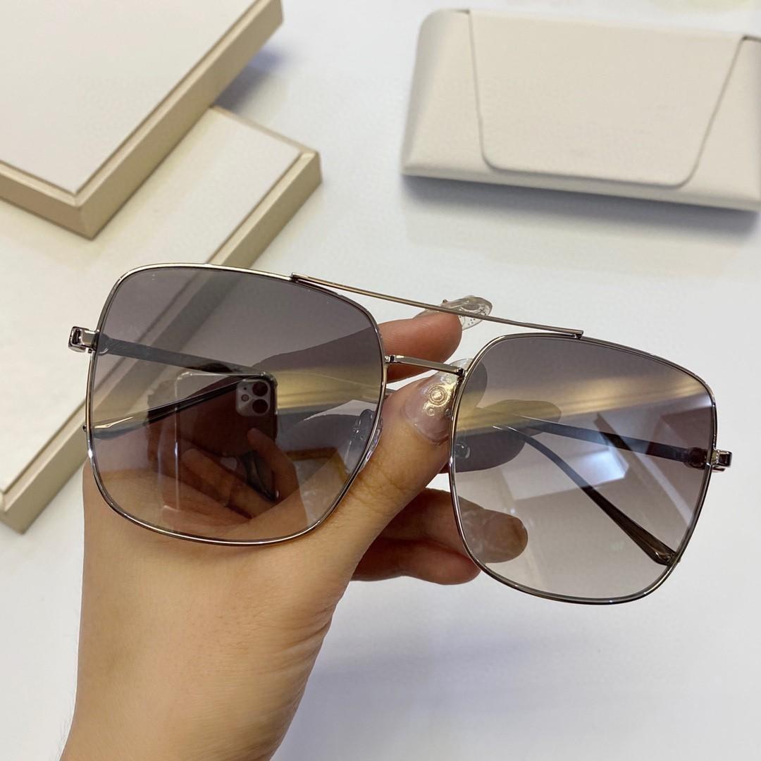 la moda dei nuovi uomini e tutto intorno gli occhiali da sole Occhiali da sole Occhiali da sole 202 telaio occhiali da sole moda superiore qualità corrispondente