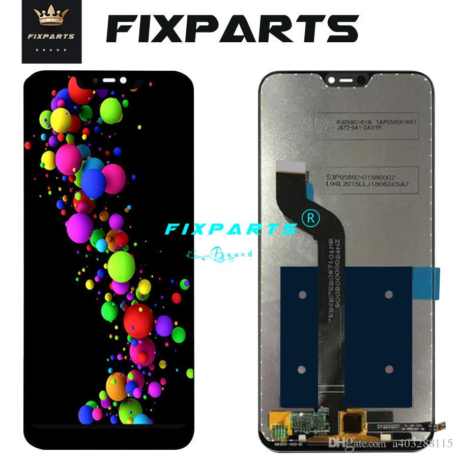 ORIGINAL 5,84 2280 * 1080 LCD Xiaomi redmi 6 Affichage Pro A2 Lite LCD écran tactile Digitizer Xiaomi Mi A2 Lite Remplacement d'affichage