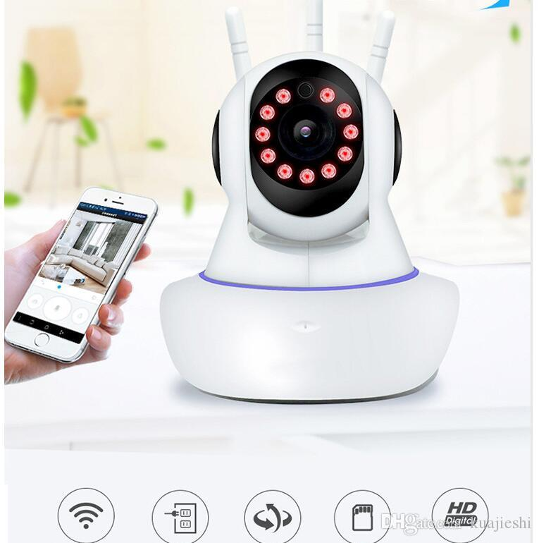 Wireless surveillance network camera WiFi surveillance camera mobile phone remote HD 1080P smart device IP Cameras