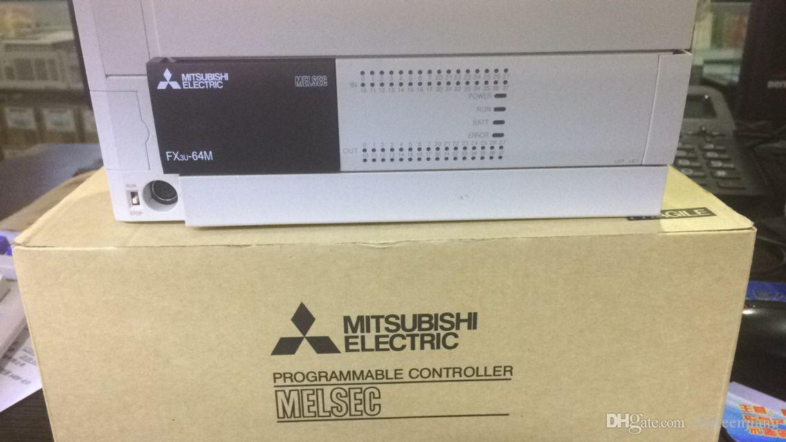 1pcs New Mitsubishi PLC FX3U-64MR//ES-A