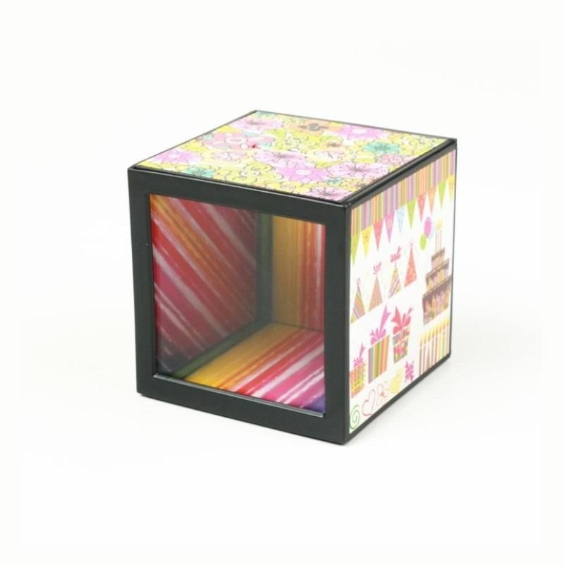 Magic Toys Piggy Bank Funny Gadgets Flash Light Up Magic Box Piggy Bank Best Gift For Children Kids Drop ship YH1990