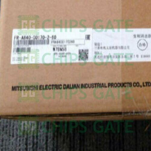 1PCS Новый в коробке Mitsubishi FR-A840-00170-2-60 / 5.5K голодает корабль