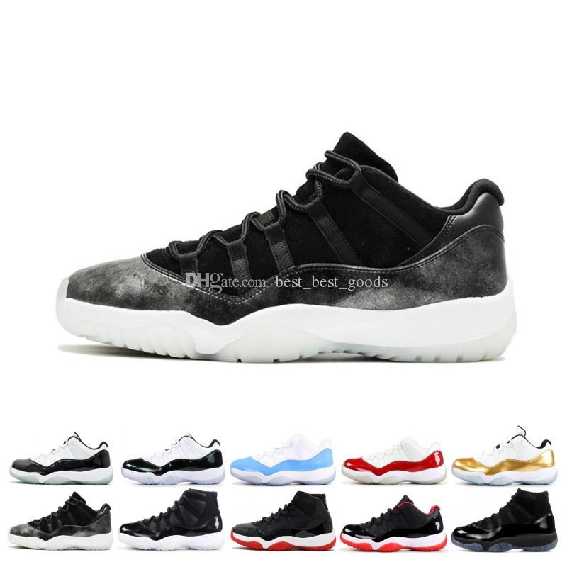 11s Platinum Tint Concord 45 Mens Basketball Shoes 11 Cap and Gown Blackout Gym Red Midnight Navy Bred Space Jams sports sneakers designer