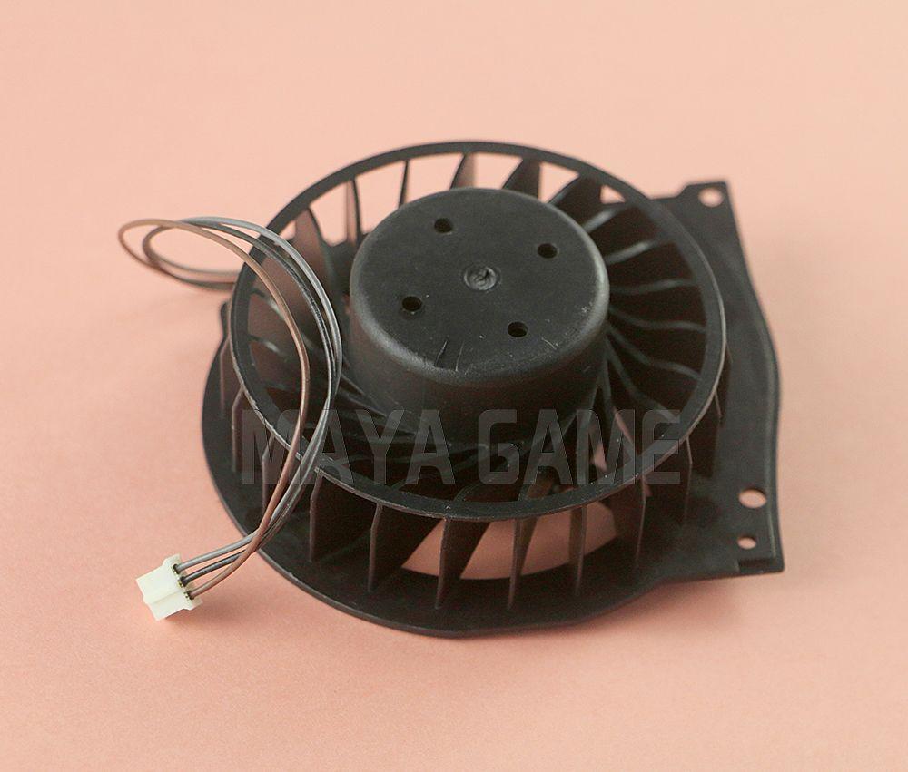 Для PS3 Slim Запасной внутренний вентилятор охлаждения процессора 23 Лезвие для Playstation 3 4000