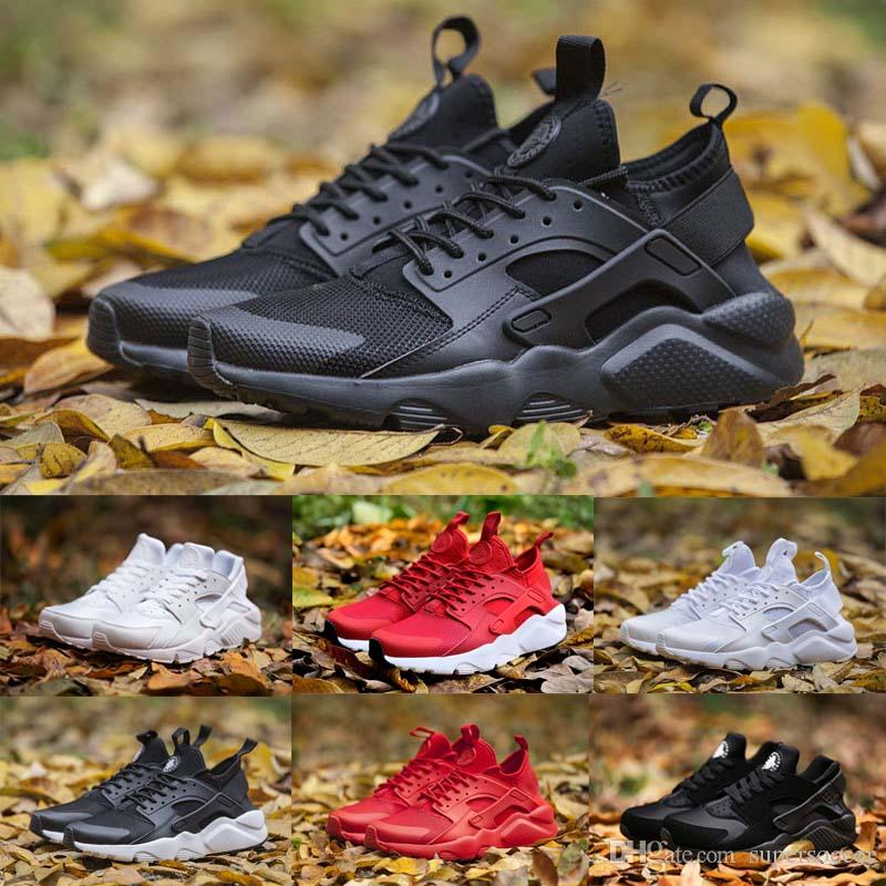 Haurache neuf Huarache Ultra Showing Shoes Hommes et Femmes Sneakers Fashion Heraches Sports Chaussures Taille 36-45