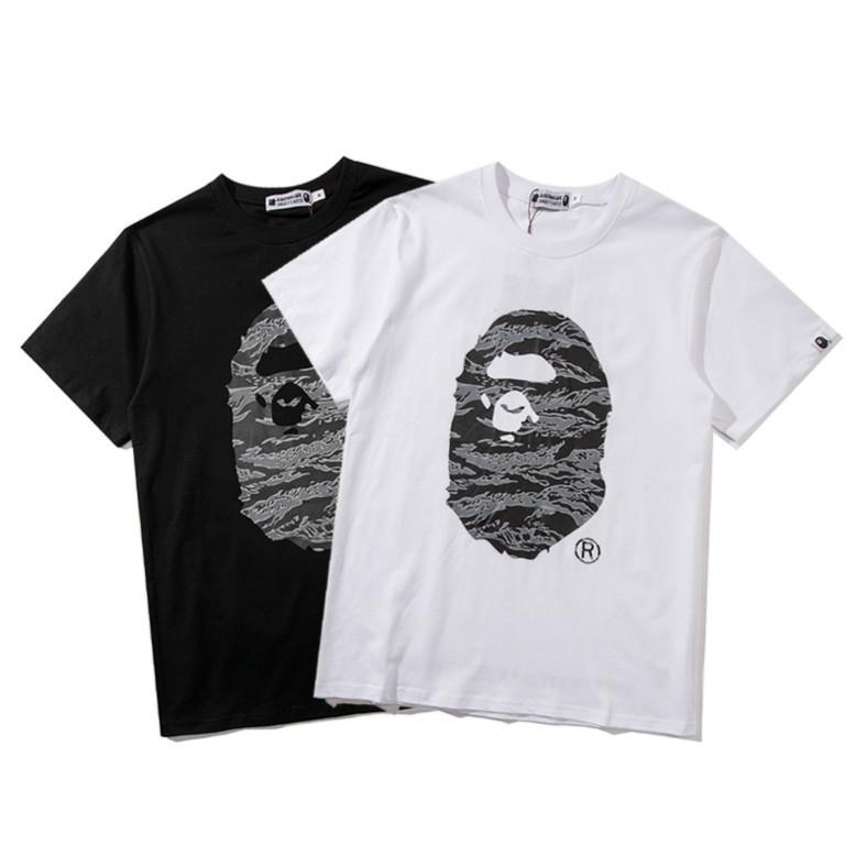 Erkekler Kısa Kollu T-shirt Yenilikçi Kazak Erkek Giyim için 2020 3D Baskılı Tasarımcı Tişörtlü Hayvan Desen Tişört M-3XL Y2003 ile Tops