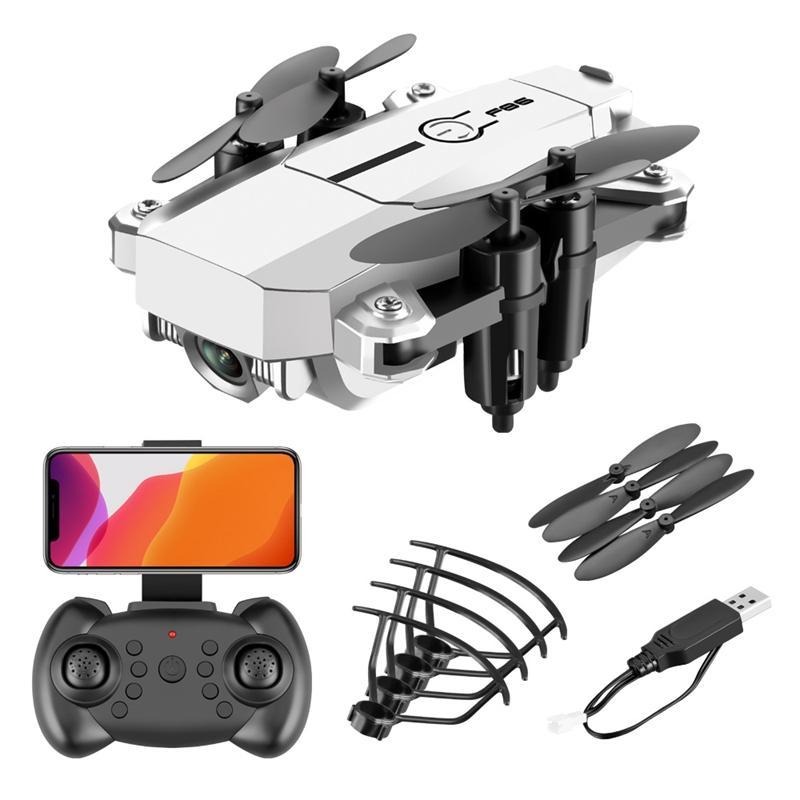1080P Drone 4K Cámaras Profissional Niños Juguetes FPV HD Mini F86 con aviones no tripulados QuadCopter parásitos con los juguetes de la cámara para regalo de los niños Dron