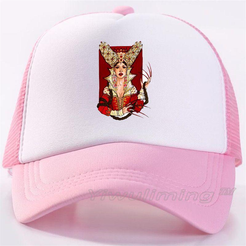 HU MOVR Lady Bug Cowboy Hat Baseball Hats Trucker Adjustable Cap for Mens Womens