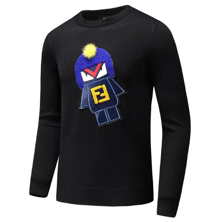 새로운 스웨터 캐시미어 스웨터 국제 품질 코트