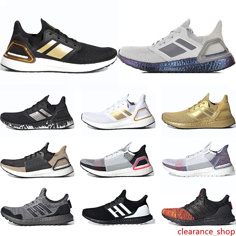 2020 Ultra 6.0 Homens Running Shoes Ultra 5.0 4.0 das sapatilhas dos homens Preto Laser Red Gold Refract Tamanho 36-45