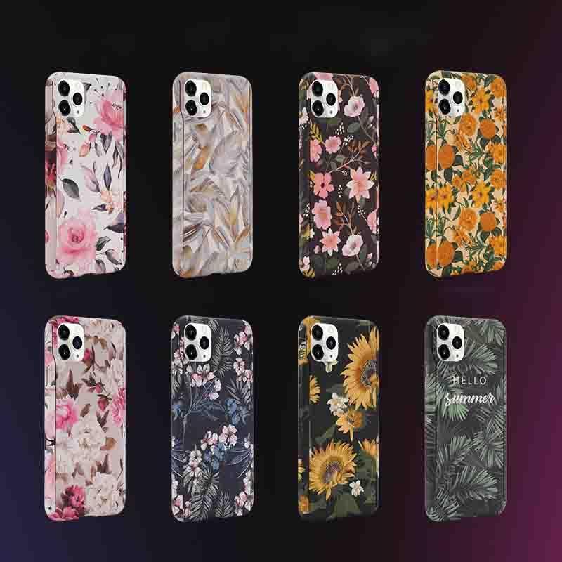 8 Stiller Toptan Print ile Iphone 11 / 11pro / 11 Pro Max XR X / XS XSMAX 7P / 8P 7/8 6P / 6SP 6 / 6S Moda Plastik Arka Kapak için Telefon Kılıfı